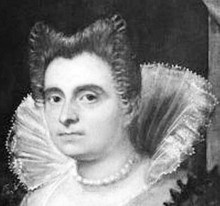 1590 portrait by Tintoretto