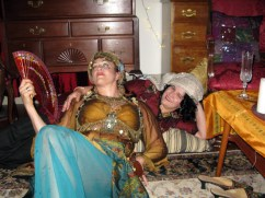 Lady Mary & Lady Constance lounge in comfort