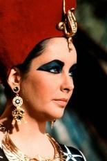 """Elizabeth Taylor in """"Cleopatra"""" - eye makeup inspiration"""