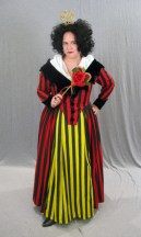 18th-Century Queen of Hearts