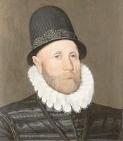 1578, Oliver St John, 1st Baron St John of Bletso, by Arnold van Bronckorst. Image source: Wikimedia Commons