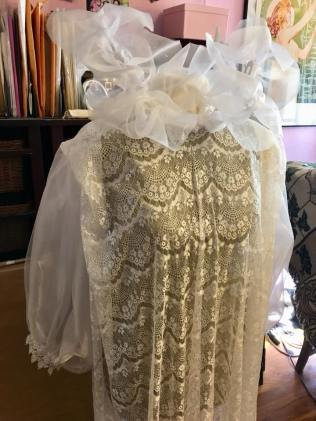 Lucy Westerna - Vampire Bride - Bram Stoker's Dracula - dress in-progress
