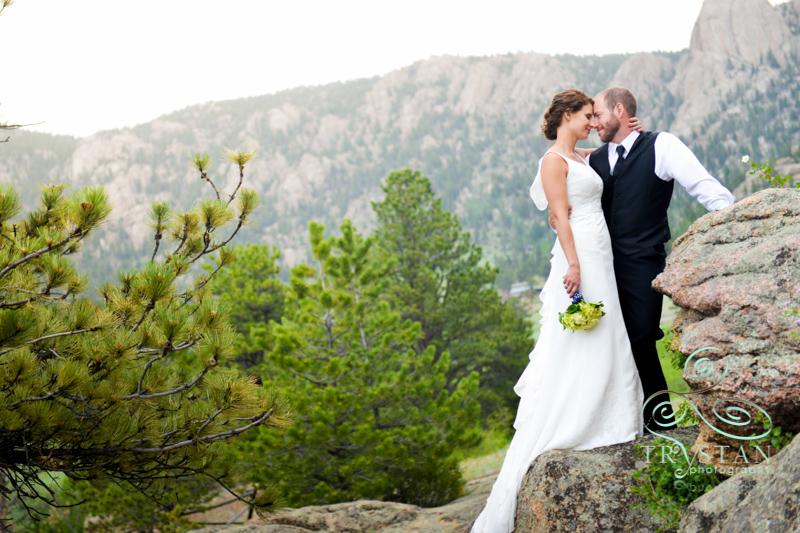 Wedding Photography at The Black Canyon Inn in Estes Park