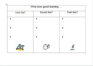 What makes good learning?