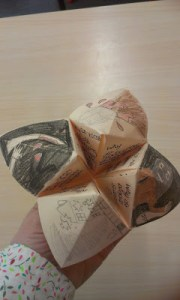 Chinese Fortune Teller