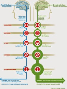 Growth V Fixed Mindsets