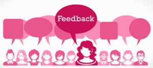 You own your feedback