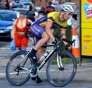 Ian Cowen TS Racing Team