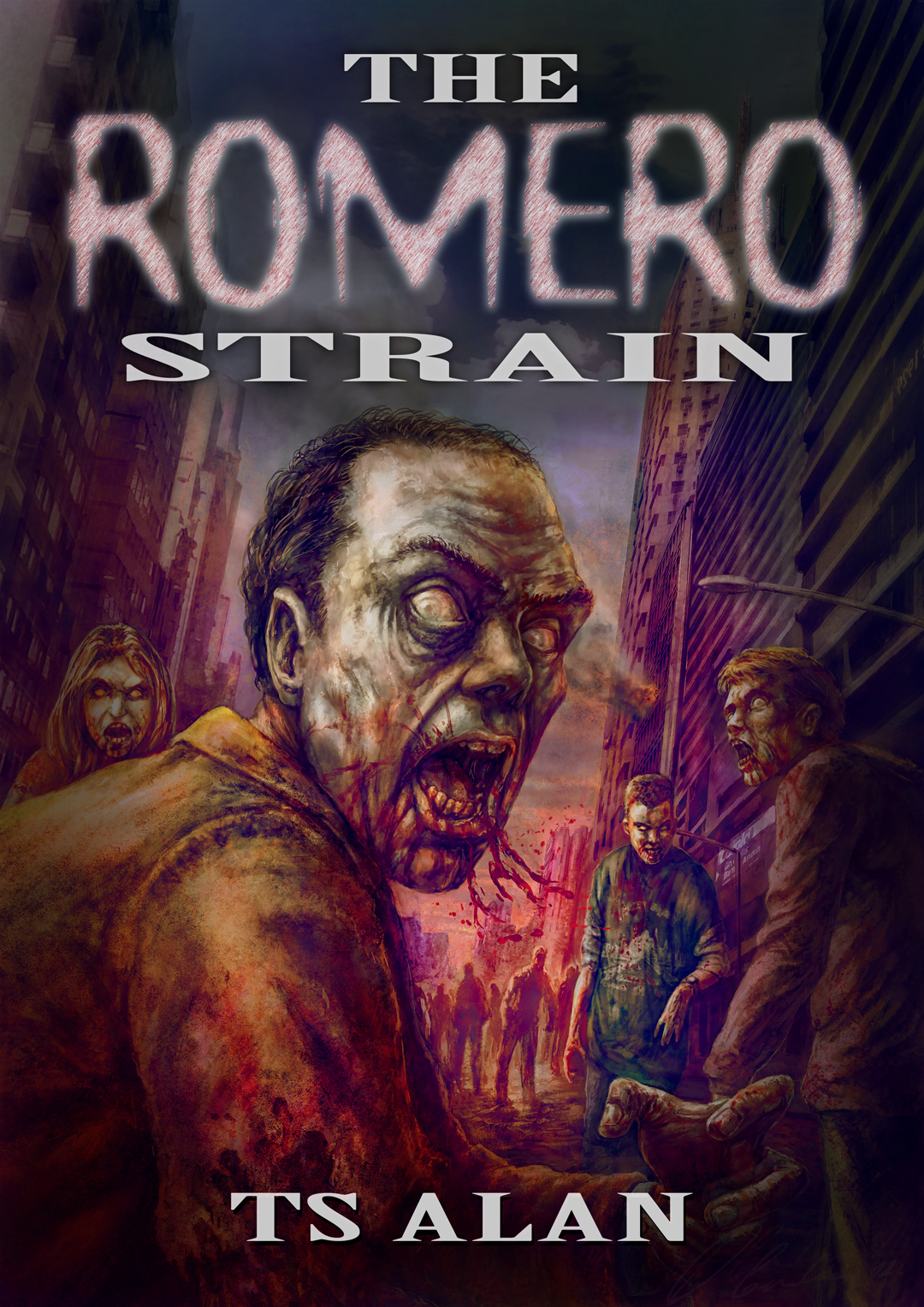 The Romero Strain Cover