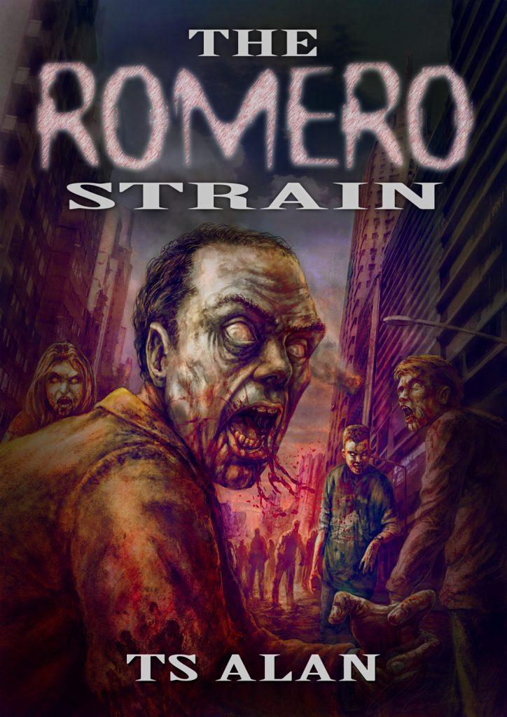 he Romero Strain Cover | TS Alan