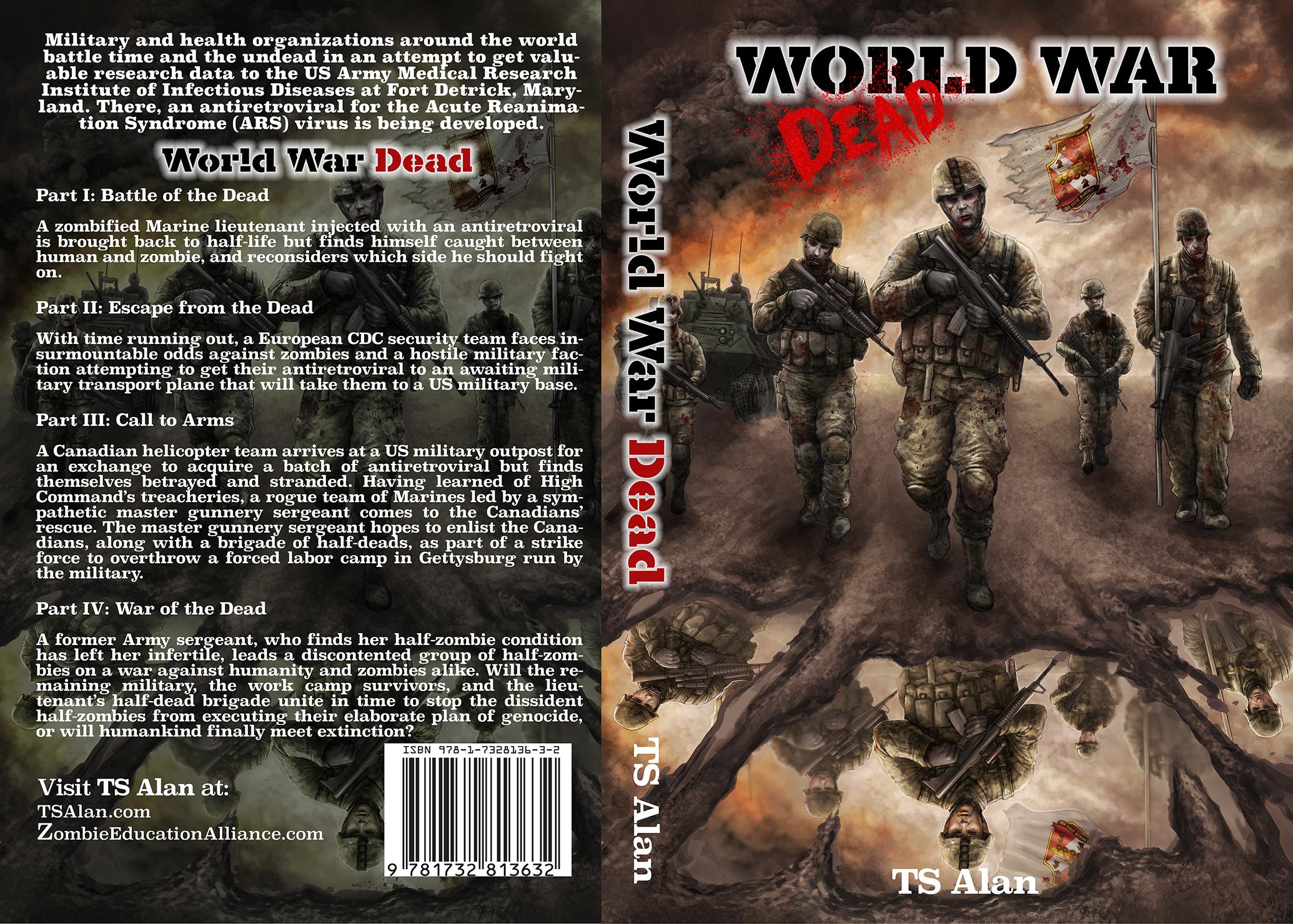 World War Dead by TS Alan