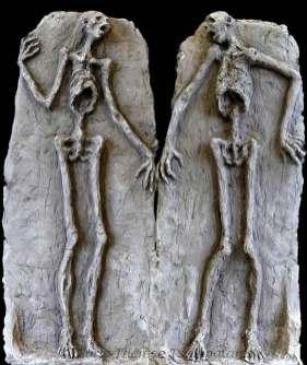 sculpture-marie-therese-tsalapatanis-Juliette+Roméo