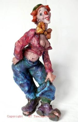 sculpture-marie-therese-tsalapatanis-clowne-dansante