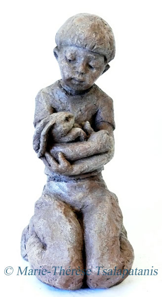 sculpture-marie-therese-tsalapatanis-lapin