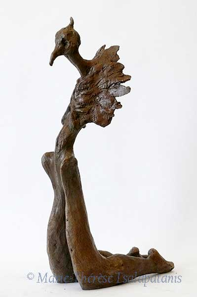 sculpture-marie-therese-tsalapatanis-Horus
