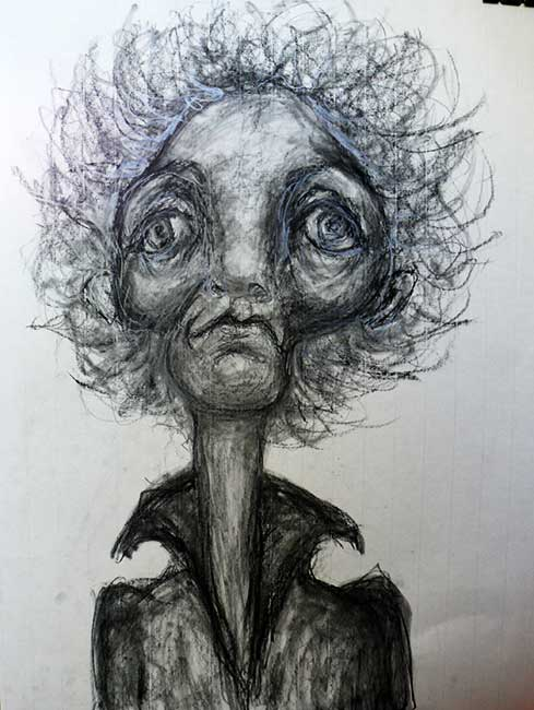 sculpture-marie-therese-tsalapatanis-dessin