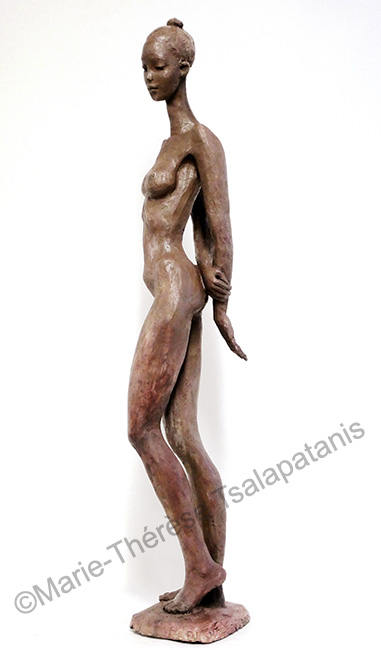sculpture-marie-therese-tsalapatanis-Astrid