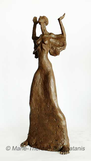 sculpture-marie-therese-tsalapatanis-contempllation