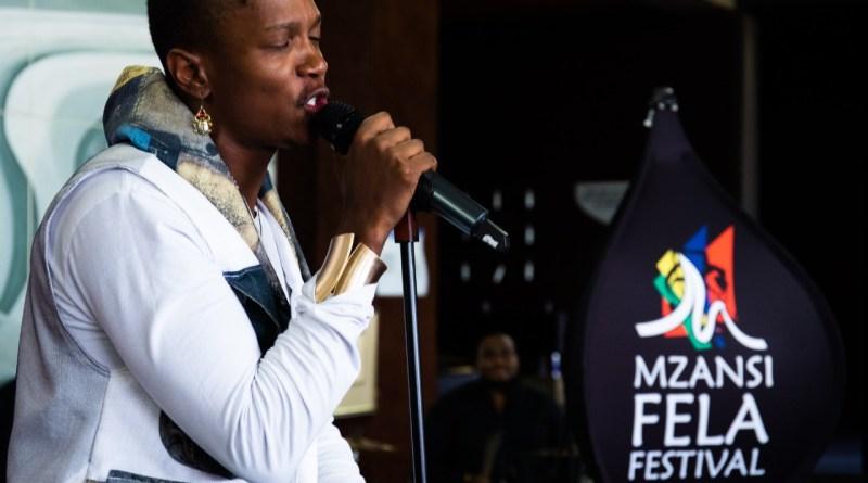 STATE THEATRE PRESENTS THE MZANSI FELA CONCERT.