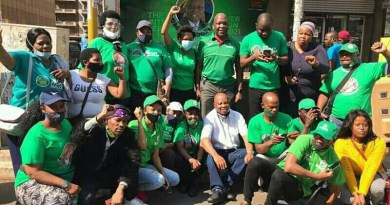 HERMAN MASHABA ACTIONSA READY FOR ELECTIONS.