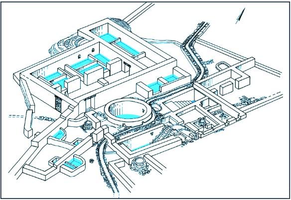 Qumran pools 001