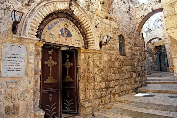 St. Mark Syrian Cathedral 001