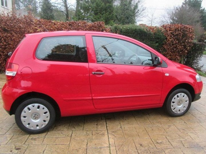 VW Fox 3 door Sold