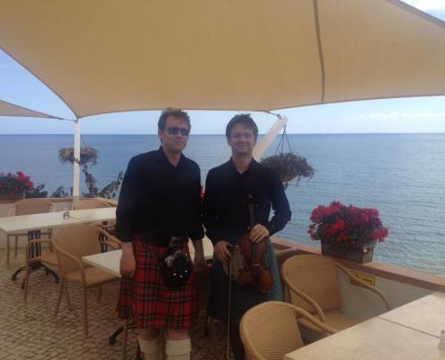 triple scotch violin and piano duo