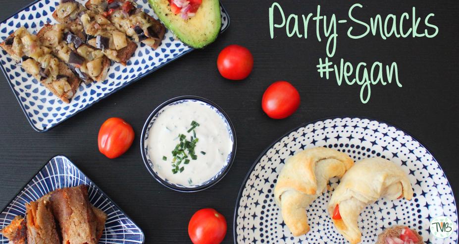 Hilfe ein Gast ist veganer – Tipps & Tricks für die Silvesterparty