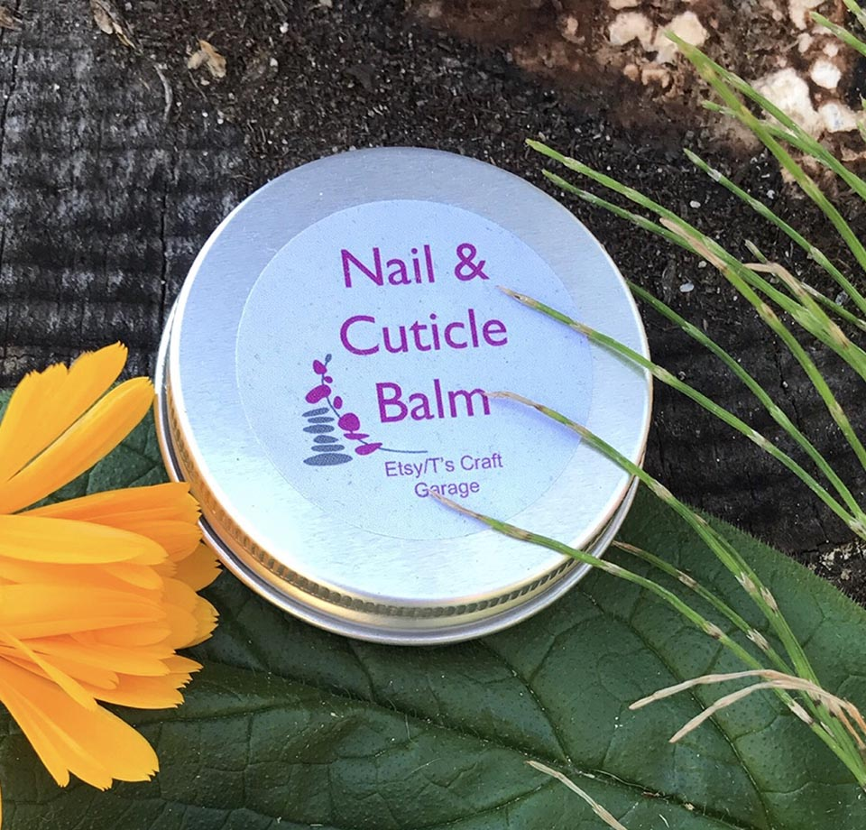 nail and cuticle balm