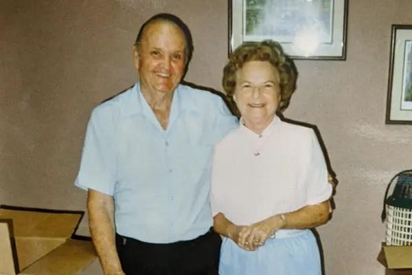 Walter and Helen Klingel