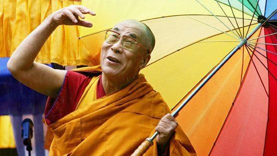 Laugh with the Dalai Lama