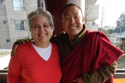 With Khenpo Tseten