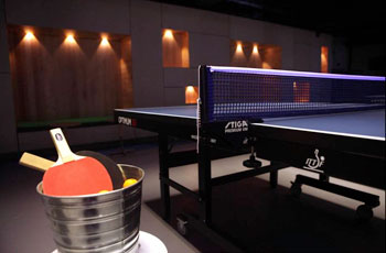 Get your ping pong on at SPIN Toronto