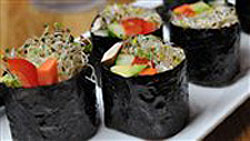Rawlicious is a healthy source for deliciously good eating