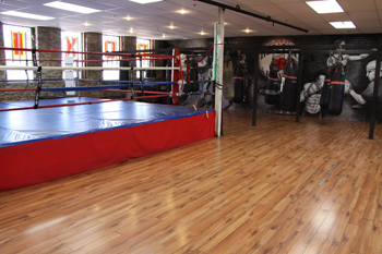 Bloor Street Fitness offers space with potential event muscle