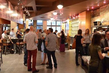 Taste, learn and party at The Beer Academy, a private venue