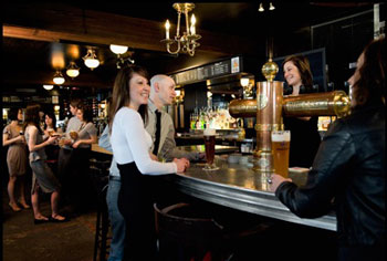 With four locations, the Bier Markt is a beer lover's destination