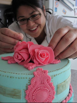 Jaime Ho of Wicked Little Cake Company
