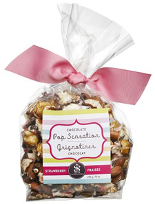 Gift a takeaway of Saxon Chocolate's delicious popcorn magic