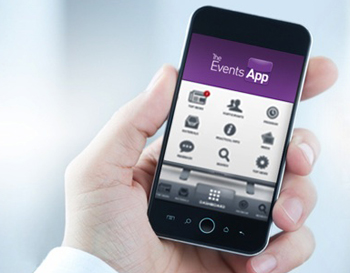 Make your event mobile with The EventsApp from The App Labb