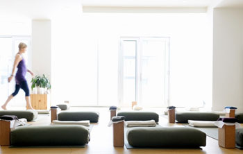 Find group Zen with 889 Yoga (Thompson Hotel location pictured)