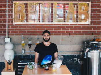 BevLab takes mixology to a whole new level