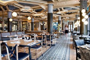 Take a trip to Paris at Cluny Bistro & Boulangerie