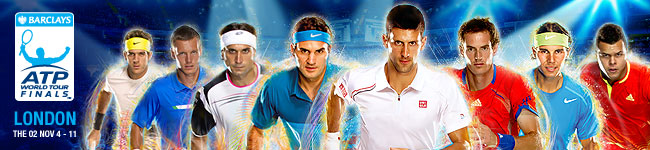 Barclays ATP World Tour Finals Pre-sale information