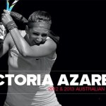 Victoria Azarenka wins the 2013 Australian Open using a Wilson Juice tennis racquet