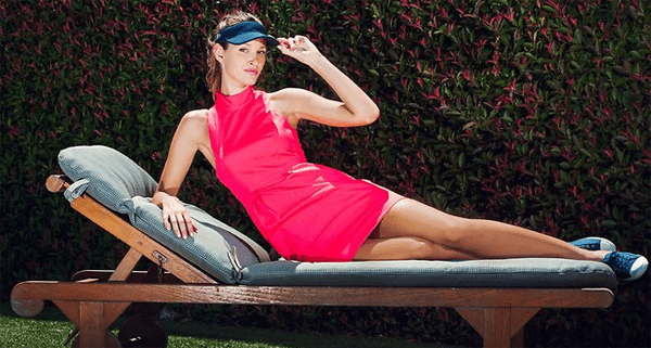 tennis fashion gallery - Herald Sun - Photos by TESS FOLLETT