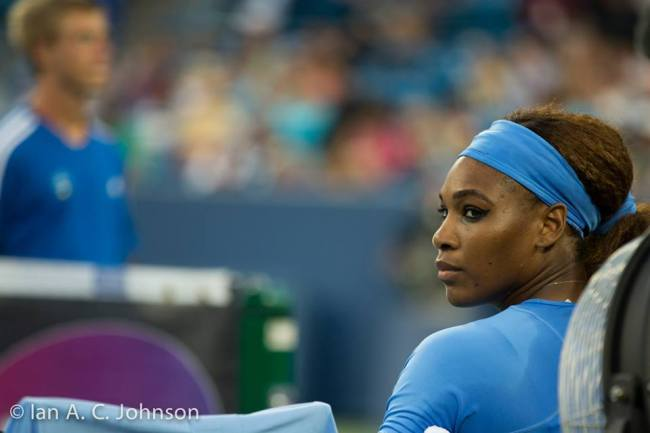 Serena Williams talks about reviving Aneres clothing brand