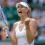 ladies day: sharapova accused of cheating,  serena battles past azarenka