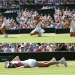 Garbine Muguruza realizes she reached the Wimbledon 2015 finals